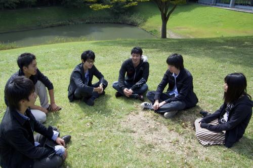 慶應SFCのイメージ