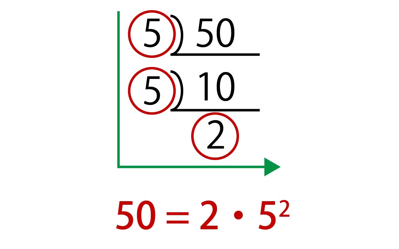 素因数分解問題の解答&解説画像