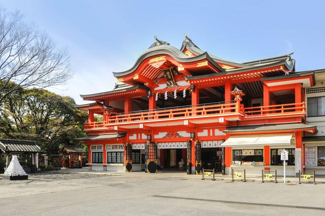 千葉神社の画像