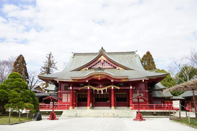 笠間稲荷神社の画像