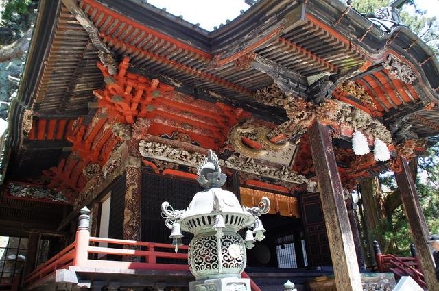 榛名神社の画像