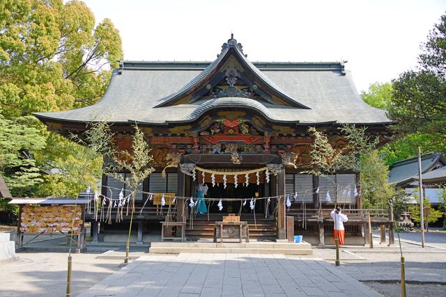 秩父神社の画像